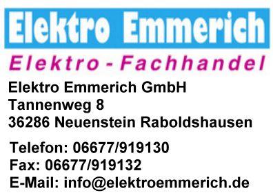 Elektro burkhardt fulda